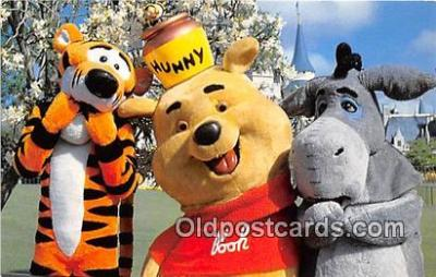 Tigger, Pooh & Eeyore