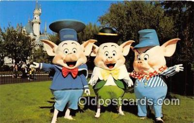 Whos Afraid, Three Little Pigs