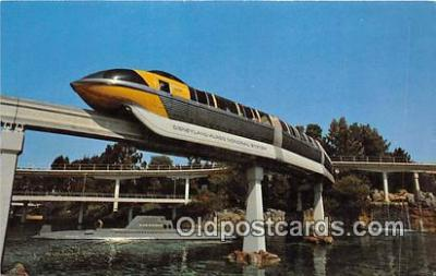 Tomorrowland, Sleek Monorail