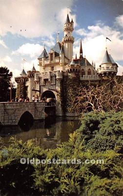 Gateway to the Land of Fantasy, Sleeping Beauty Castle