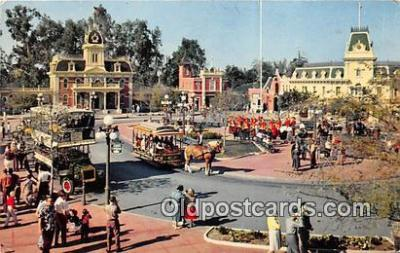 Our Town, 50 Years Ago, Main Street