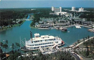 Walt Disney World Village, Empress Lilly