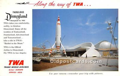 TWA, Trans World Airlines