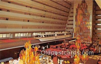 Grand Canyon Concourse, Contemporary Resort