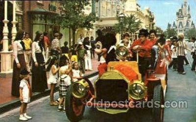 dis100058 - Mickey mouse Disney Postcard Post Card