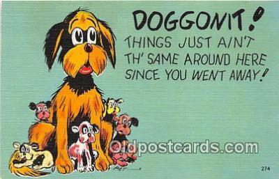dog200056 - Postcard Post Card