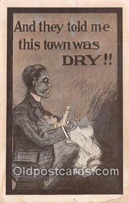 drk001184 - Dry  Postcards Post Cards Old Vintage Antique