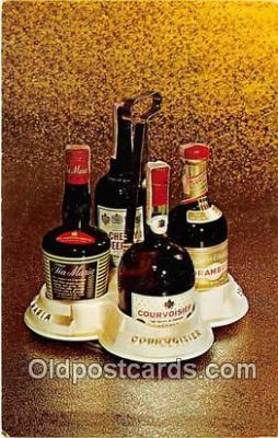 drk001196 - Great Gift Idea Drambie, Tia Maria Postcards Post Cards Old Vintage Antique