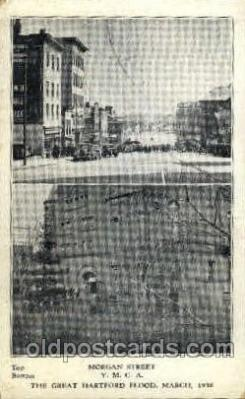 The great Hartford Conn.USA Flood, March, 1939