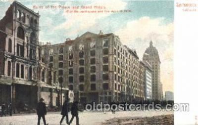 Ruins of the Palace and Grand Hotels