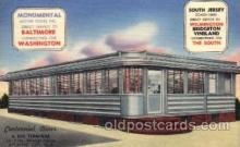 DNR001012 - Centennial Diner & Bus Terminal, 17-19 No. Arkansas Avenue, Atlantic City, New Jersey, USA