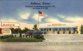 DNR001019 - Bellevne Diner, Route US 309 Montgomerville, Pennsylvania, USA