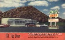 DNR001020 - Mt. Top Diner, 10 miles North of Williamsport, PA on US Route 15 and Penna. Route 14 halfway between Buffalo and Washington D.C.