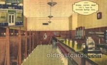 DNR001029 - Diana Coffee Shop, Colorado Springs, Colorado USA Postcard Post Card