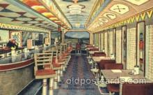 DNR001031 - The Chief Diner, Durango Co. USA, Postcard Post Card