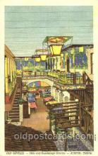 DNR001036 - Old Seville, Austin, Texas, USA Postcard Post Card