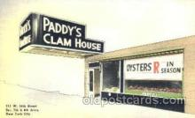 DNR001078 - Paddy's Clam House, New York City, USA Postcard Post Card