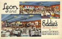 DNR001092 - Leon & Eddies, New York City, NYC, USA Postcard Post Card