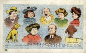 dam001012 - Dam Family Postcard Post Card