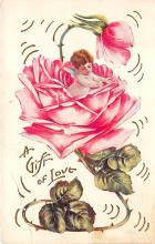 dam300171 - Damaged Valentines Day Postcard