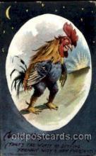 dan001001 - Dressed Rooster Postcard Post Card