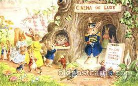 dan002027 - Artist Racey Helps, Dressed Animal Postcard Post Card