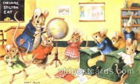 dan002035 - Artist Racey Helps, Dressed Animal Postcard Post Card