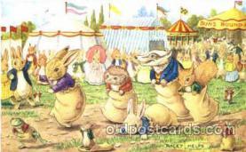 dan002048 - Artist Racey Helps, Dressed Animal Postcard Post Card