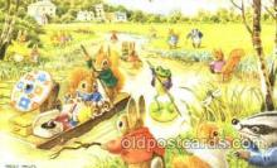 dan002050 - Artist Racey Helps, Dressed Animal Postcard Post Card