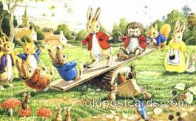 dan002053 - Artist Racey Helps, Dressed Animal Postcard Post Card
