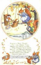 dan002060 - Artist Molly Brett Dressed Animal Postcard Post Card