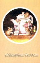 dan002064 - Artist Racey Helps, Dressed Animal Postcard Post Card