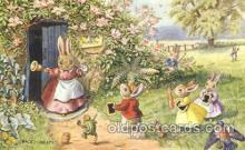 dan002082 - Artist Racey Helps, The Medici Society Ltd. London, Fantasy, Postcard Post Card