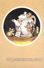 dan002123 - Artist Racey Helps, The Medici Society Ltd. London, Fantasy, Postcard Post Card