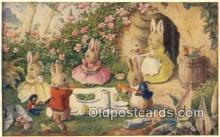 dan002259 - Racey Helps Post Card, Artist Signed Post Card Old Vintage Antique, PK 221