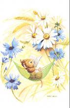 dan002399 - Dressed Animals Post Card