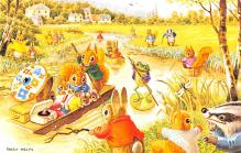 dan002417 - Dressed Animals Post Card