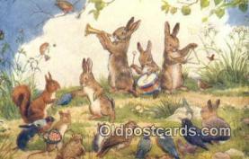 dan005036 - Margaret Tempest Post Card, Artist Signed Post Card Old Vintage Antique, Pkt. 336