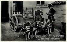 dct001006 - Anvers Type de Laitiere FlamandeDog Pulling Cart Postcard Post Card