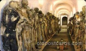 dea001018 - Momias Y Calaveras, Guanajuato, Gto. Mexico Skulls Postcard Post Card