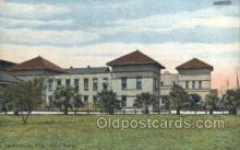 dep001063 - Union Station, Jacksonville, FL SUA Train Railroad Station Depot Post Card Post Card