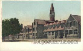 dep001257 - Union Depot, Ogden, UT, Utah, USA Train Railroad Station Depot Post Card Post Card