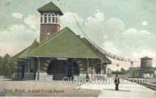 Grand Trunk Depot, Flint, MI, USA