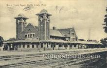 Grand Trunk Depot, Battle Creek, MI, USA