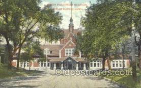 dep001591 - Union Passenger Station, Cedar Rapids, IA, Iowa, USA Train Railroad Station Depot Post Card Post Card