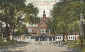 dep001592 - Union Passenger Station, Cedar Rapids, IA, Iowa, USA Train Railroad Station Depot Post Card Post Card