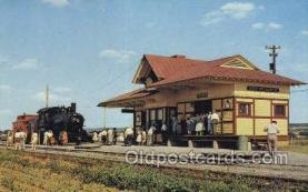 RR Depot, Strasburg, Penn USA