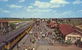 RR Depot, Strasburg, PA, USA