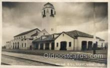 dep001832 - OSL Depot, Boise, ID, Idaho, USA Train Railroad Station Depot Post Card Post Card