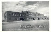dep001905 - ARR Depot, Anchorage, Alaska Depot Postcard, Railroad Post Card